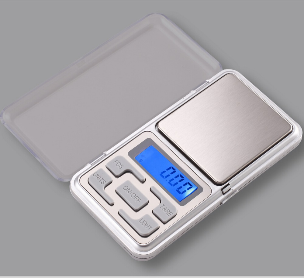 Hot Sale 300g x 0.01g Mini Electronic Digital Jewelry Scale Balance Pocket Gram LCD Display<br>
