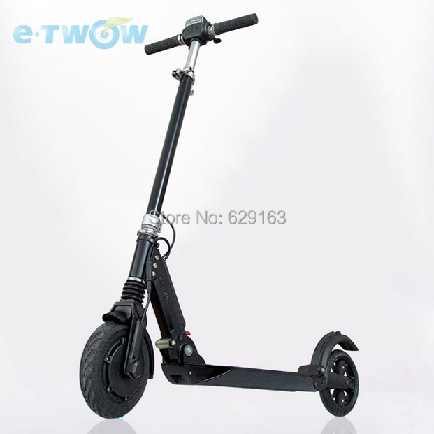 Free Shipping 6 5AH E Twow Second Generation Electric scooter Electric bicycle lithium battery electric MINI