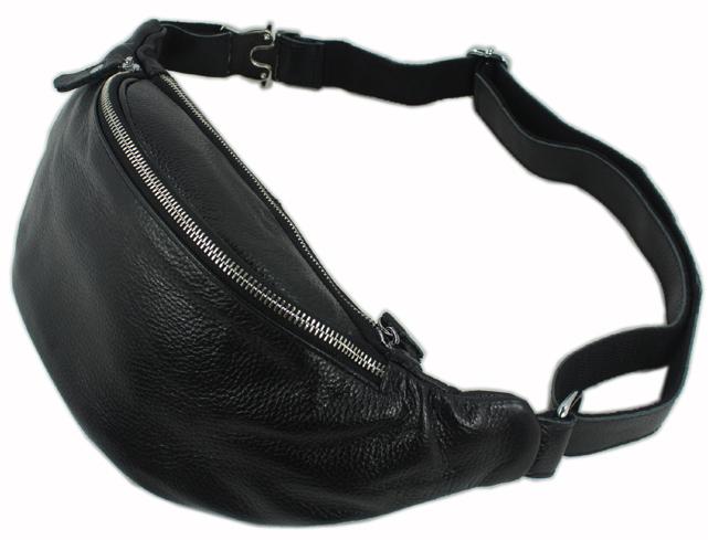Messenger Bag For Men Sport Belt Bag Fashion Genuine Leather Waist Bag For Men Fanny Pack Free shipping<br><br>Aliexpress