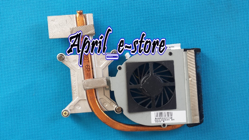 For Original HP Pavilion G60 G70 Compaq Presario CQ50 CQ60 CQ70 CPU cooling Fan Heatsink Cooler P/N 489126-001<br><br>Aliexpress