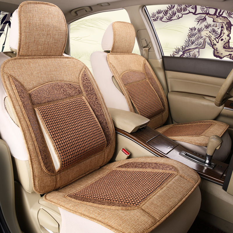 Retro Automobiles Chinese Car Styling Decoration Seat Cover Comfortable With Fixed Waist Lumbar For Renault For Megane 2 Mats(China (Mainland))