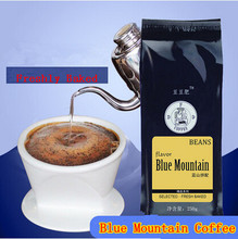 Free Shipping New 2015 Top Blue Mountain Coffee Beans Order Baking Keep Fresh Medium Roast Organic