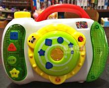 Portable Audio 2015 new hot Chi Fun préscolaire histoire projection caméra caméra fonction CD histoire enfants jouets livraison gratuite(China (Mainland))