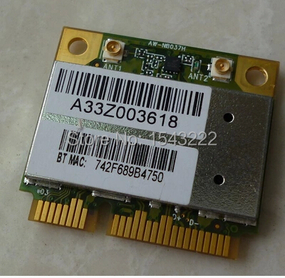 Atheros AR9285 AR5B195 AR9002WB-1NGCD Half Mini PCIe WLAN WIFI BT BlueTooth Card for IBM(China (Mainland))