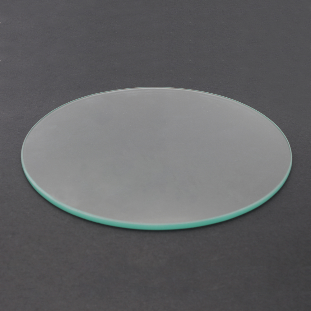 3D printer high borosilicate glass circular plate diameter 170mm thick 3mm for 3d printer kit part