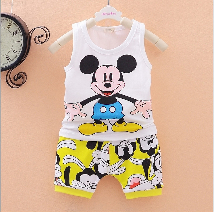 New 2015 brand Autumn Jumping beans Cotton Cartoon Carters Baby Clothing Sets Carters children set boy t shirt+kids shorts(China (Mainland))