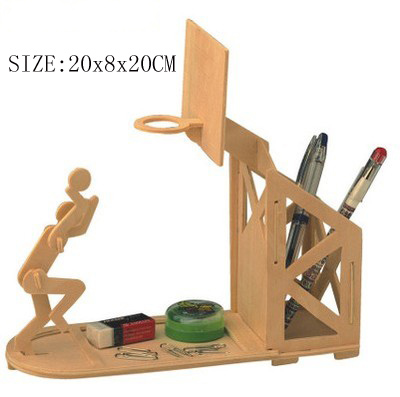 Wooden three-dimensional jigsaw puzzle 3D three-dimensional simulation model of bike riding Pen(China (Mainland))