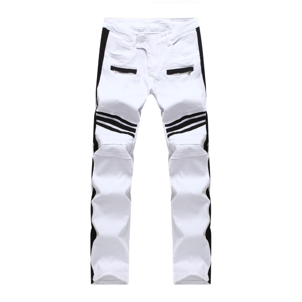 Cheap Mens White Jeans