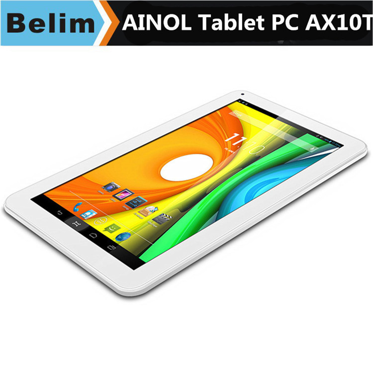 Ainol Numy 3G AX10T AX10 10 1 10 point Capacitive IPS Touch Android 4 4 2