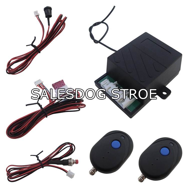 Stock In USA Top Car Engine Immobilizer With RFID Transmitter Progressive Double Stage Immobilizer Fit For All Cars & Motorbikes(China (Mainland))