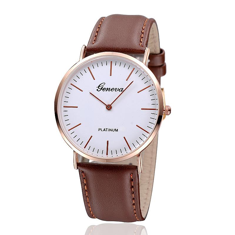fashion casual quartz relojes hombre luxury