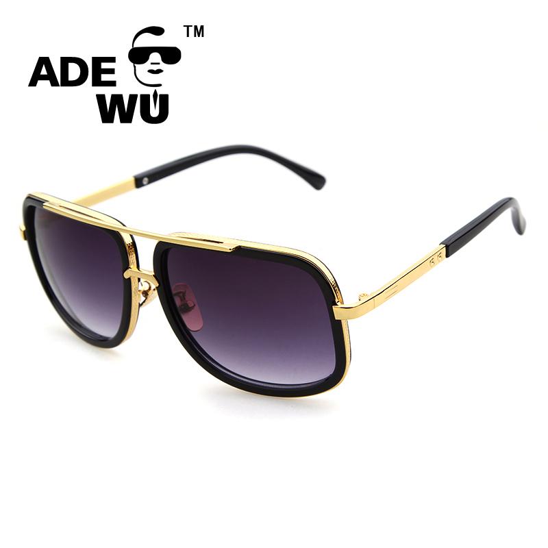 Ade wu sunglasses mens famous brand designer gradient for Fishing sunglasses brands