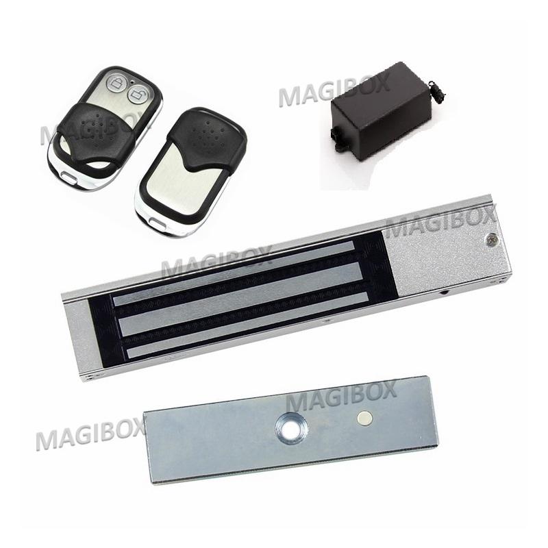 180kg 350lb 12v 24v single door electric magnetic for 12v magnetic door switch