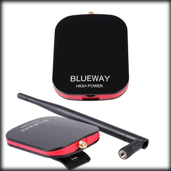 by dhl or ems 100pcs BlueWay N9000 free internet High power Long Range USB WiFi Adapter with 5dBi Antenna Wifi Decoder beini(China (Mainland))