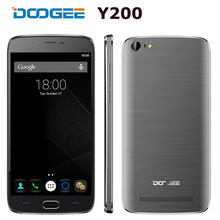 Presale Original DOOGEE Y200 5.5inch IPS HD 4G LTE Android 5.1 64-Bit MTK6735 Quad Core 2GB 16GB 8.0MP TOUCH ID Smartphone