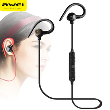 AWEI A620BL In-Ear Wireless Headphones Bluetooth Earphones For Phone With Microphone fone de ouvido ecouteur Ear hook Headset(China (Mainland))