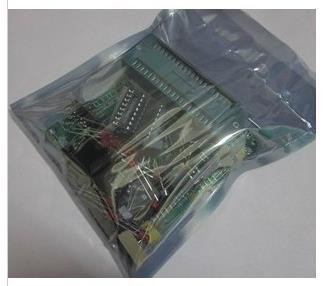 Free Shipping! 1pc 51/AVR DIY kit learning board microcontroller development board STC89C52(China (Mainland))