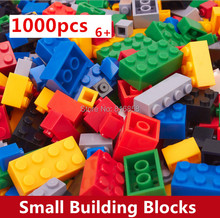 Free Gift baseplate+ minifigures+ seperator+ storage bag! 1000pcs Building Blocks Educational Children Toys Compatible with Lego(China (Mainland))