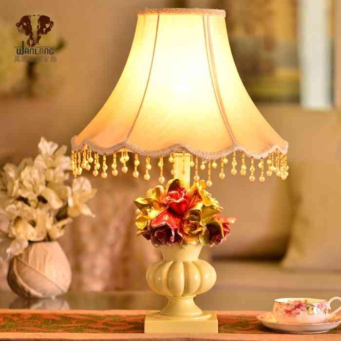 Aliexpress.com: Comprar Tipo de europa lámpara de escritorio Ideas ...