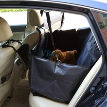 Pet Car Rear Back Seat Dog Mat Blanket Cover Hammock Cushion Protector Waterproof Carrier 3 Colors 110*49*22cm - Zhuang Eric's Store store