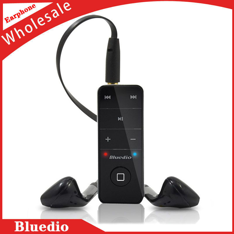 +Bluedio i4s Brand Stereo Music Bluetooth Headset/wired Cell Phone Sports Headset (Black&White) - UVIA Technology Co., Ltd. store