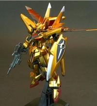 Free shipping / TT model / HG 1/144 SEED -40 Akatsuki Gundam / oowashi Akatsuki / with Black Bracket / Assembled Model Robot