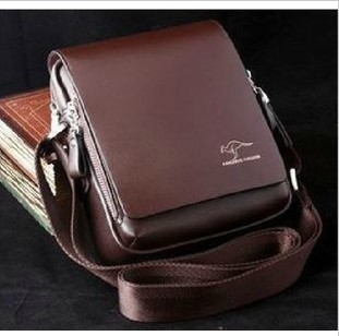 Free shipping classical man briefcase, business bag man, with genuine leather, excellent quality. TB53-80