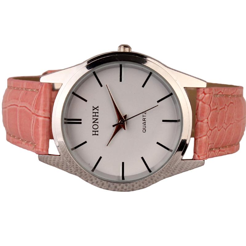 Irisshine i0229 unisex couple watches New Fashion Womens Men Lady Leather Quartz Analog Dress Bracelet Wrist Watch Love gift