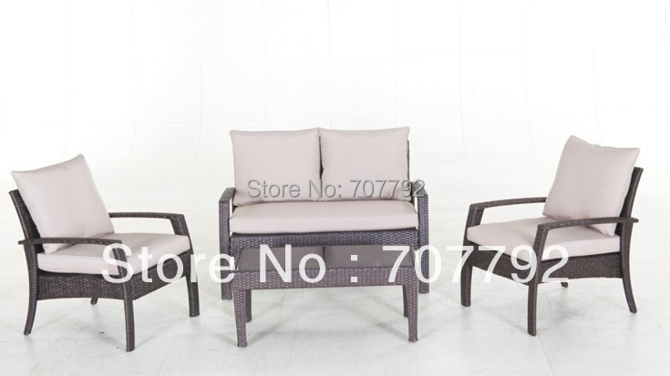 New Design synthetic rattan outdoor furniture(China (Mainland))