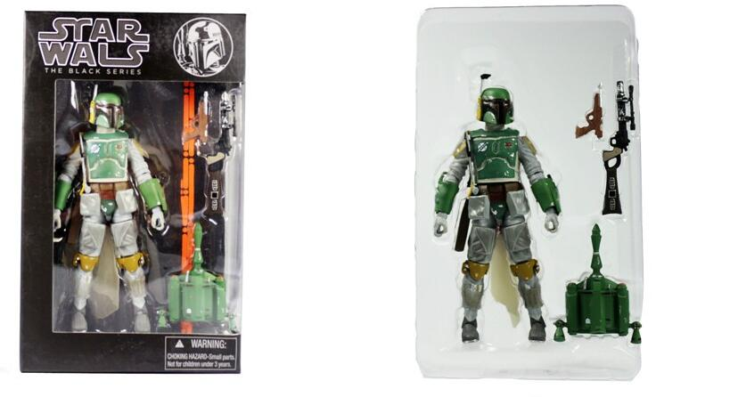 6inch Star Wars kaws REVO 005 Boba Fett PVC Action Figure