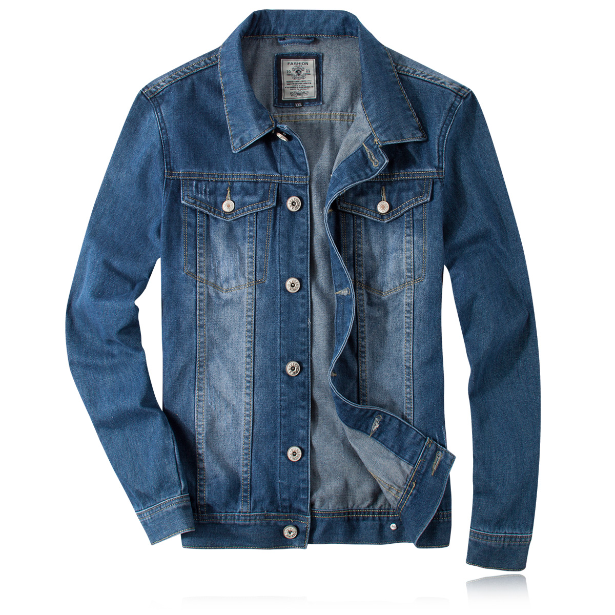 Jean Jacket Cheap