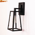 American rural retro wall lamp Nordic industrial loft sconce creative restaurant bar aisle bedside lamp outdoor