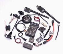 Pixhawk PX4 Autopilot PIX 2.4.8 Flight Controller Safety Switch Buzzer / 8N GPS / Mini OSD / I2C / PPM / 433Mhz 433 Telemetry(China (Mainland))