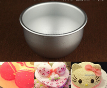 6 inch deep semicircle cake cake bread mold can be used as a Bobbi Hat Doll cake mould H16(China (Mainland))