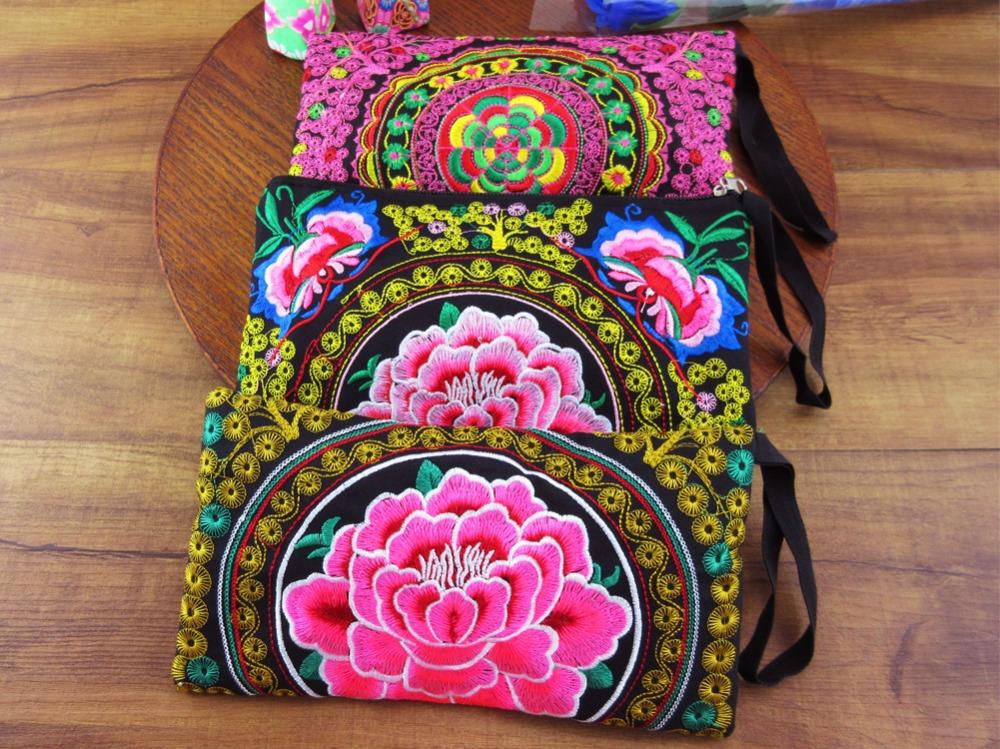 3 Pcs Wristlet Bag Vintage