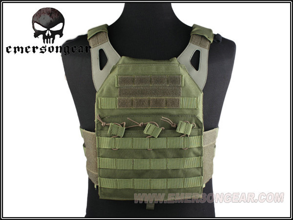 Free Shipping EMERSON 1000D JPC Tactical VEST Simplified Version OD<br><br>Aliexpress
