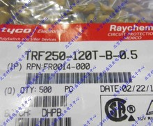 Original self-recovery insurance TRF250-120T-B-0.5 thermistor TR250-120T