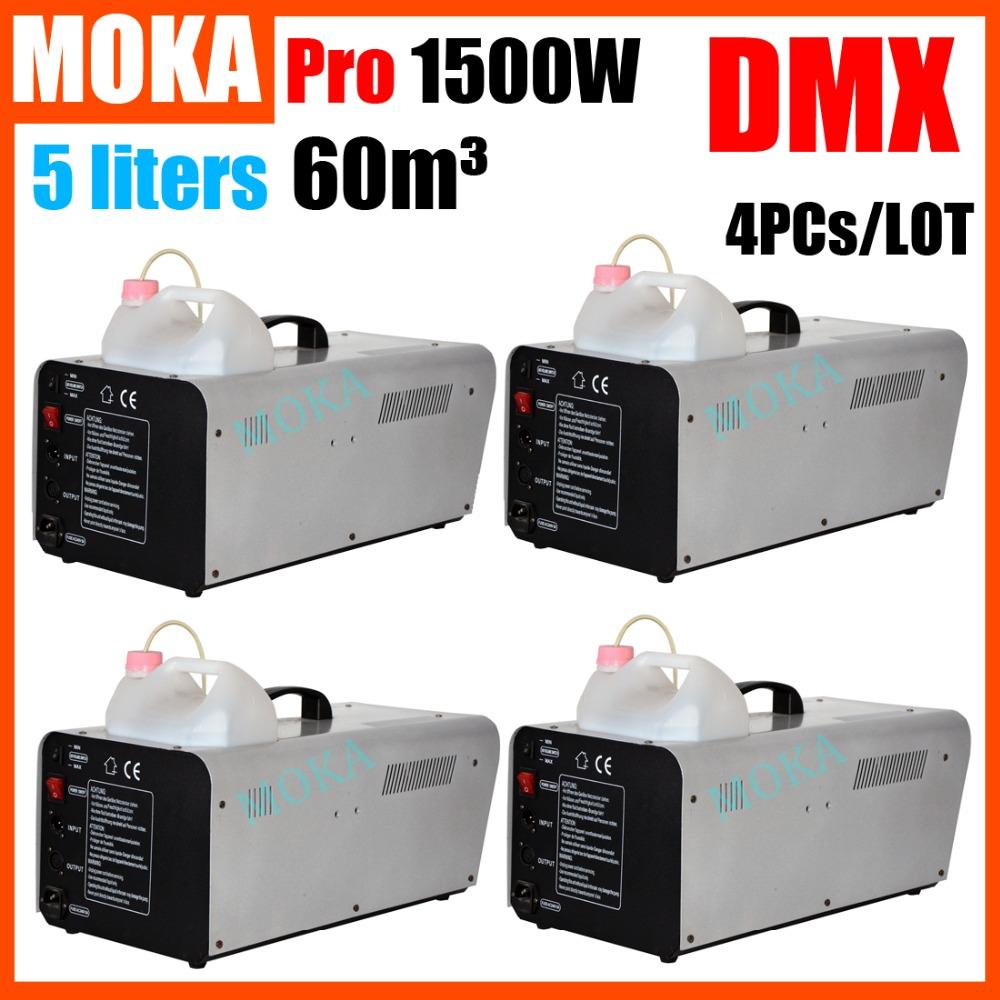 1500W DMX512 Control Snow Maker Remote Snowflake Machine Stage FX Party Event Equipment  -  MOKA STAGE LIGHT & FX store