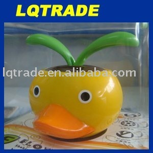 Solar Doll/Solar shake Flower Duck doll/Solar toy/Good gift for Children/Car decoration