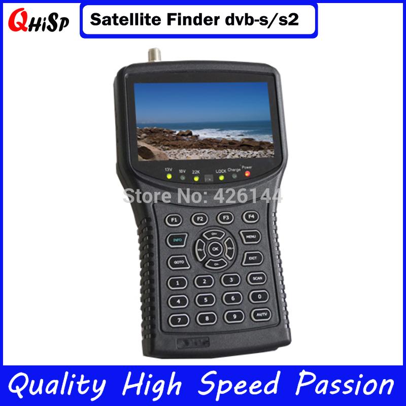 Satlink Receptores Iks Sks Finder Sat Dish For Tv Lnb Dvb S2 Mpeg4 Signal Test Best Receiver Digisat Pro Meter 955g Freeshipping(China (Mainland))