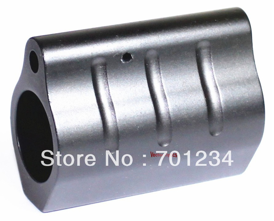 "Vector Optics Low Profile Micro Gas Block AR15 M4 Standard Barrel 0.750"" Inside Diameter Free Shipping(China (Mainland))"