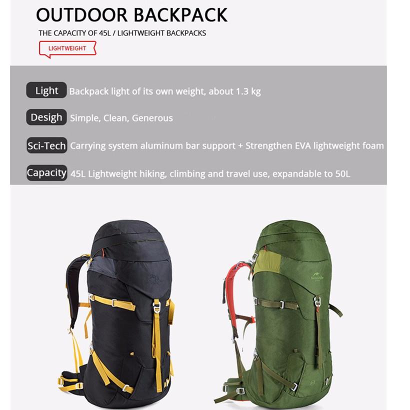 Climbing Backpack NH16B045-D13_