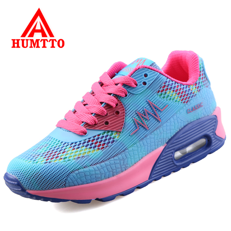 2016 New Summer Women Running Shoes Height Increasing Fashion Women Sports Shoes Breathable Lace-up Ladies Casual Outdoor Shoes(China (Mainland))