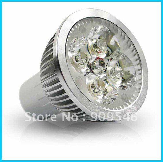 10x Dimmable GU10 GU5.3 GX5.3 12W 4x3W CREE LED Spot Light Bulb Spotlight downlight lamp 85-265V 850lm<br><br>Aliexpress