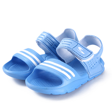 Eur24-29 //2016 casual sandals summer wear-slippers-resistant small sandals children&kids shoes girls&boys sandals for enfant(China (Mainland))