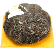 Resin Puer Raw Yunnan Pu Er Tea Shen Pu er 100g Old Trees Pu Erh Tea