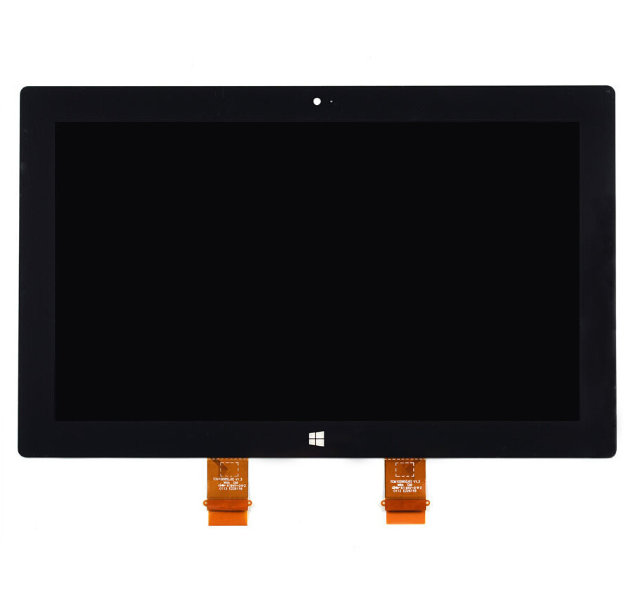Special New Limited Free shipping LCD Display Touch Screen Digitizer Assembly Microsoft Surface RT 1516 High quality(China (Mainland))