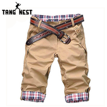 TANGNEST Hot Selling 2017 New Hot-Selling Man's Summer Casual Fashion Shorts 10 Different Colors High Quality Size M-2XL Q159(China (Mainland))