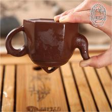 140MLYixing Handmade Chinese Tea Set Pot Hexagonal Pot Tea Pots Kettle Teapot Zisha Ceramic Pottery China Tea Sets Pitcher(China (Mainland))