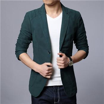 2015 suit men brand casual jacket terno masculino latest coat designs blazers men urban clothing black navy coats M-3XL XZ20(China (Mainland))